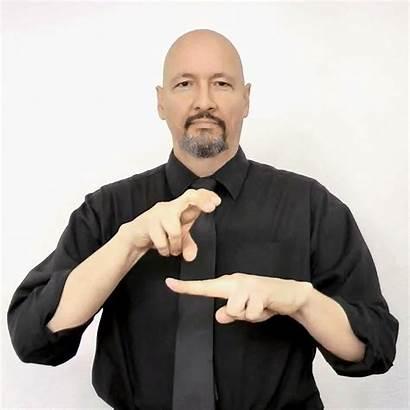 Sit Sign Language American Asl Words Chart