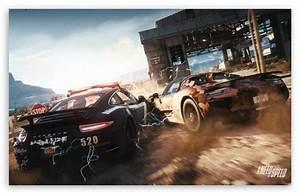 Need For Speed Rivals Porsche Pursuittech 4K HD Desktop ...