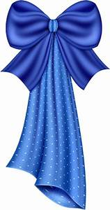 Large Blu Dotty Bow Clipart | Ribbon Bow | Pinterest ...