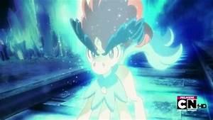 Pokemon Keldeo Vs Kyurem - YouTube