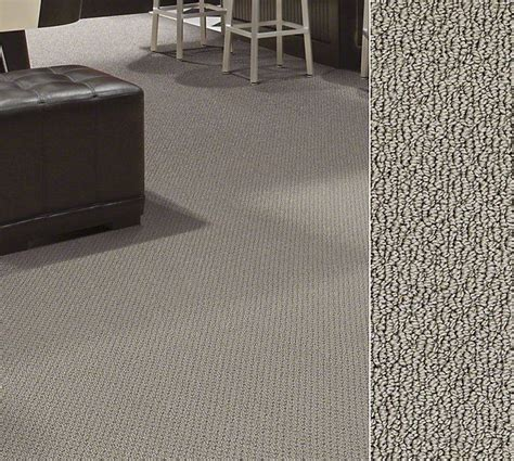 shaw flooring openings shaw carpet in 100 anso nylon in a loop construction style warrensburg in color garrett s grey