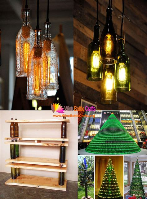 used wine bottle ideas 6 smart ideas to use wine bottles as tree house lights ls