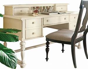 paula deen home letter writing desk in linen desks and With letter desk with hutch