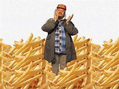 Fries French Gifs Giphy
