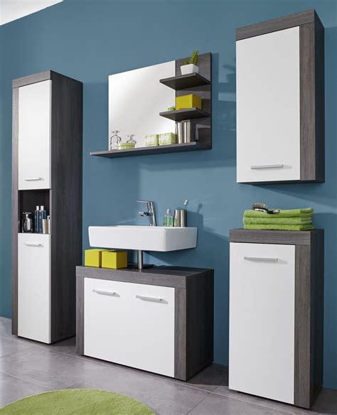 Badezimmer Unterschrank Günstig Kaufen by Badm 246 Bel Miami Wei 223 Silber G 252 Nstig Kaufen