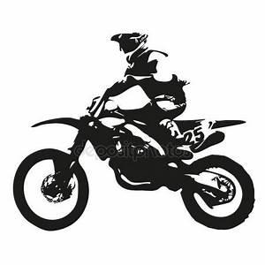 Motocross Stock Vectors, Royalty Free Motocross ...