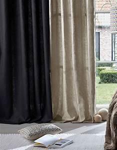 Rideaux à Oeillets : linge de maison notre s lection sp cial lin elle d coration ~ Teatrodelosmanantiales.com Idées de Décoration