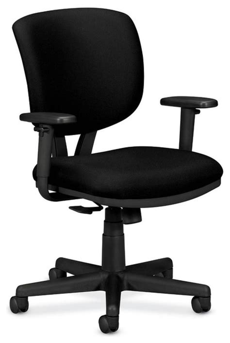 hon volt task chair with arms synchro tilt
