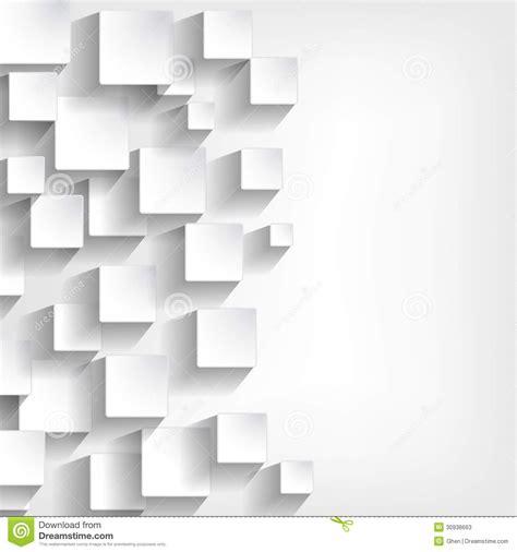 background  white squares stock vector illustration