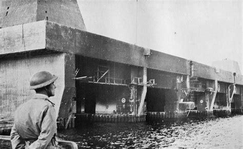 German U Boat Pens Brest by Hyperwar Royal Air 1939 1945 Volume Ii The Fight