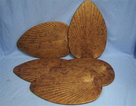 fan blade covers tropical set of five 5 palm leaf tropical style ceiling fan blade