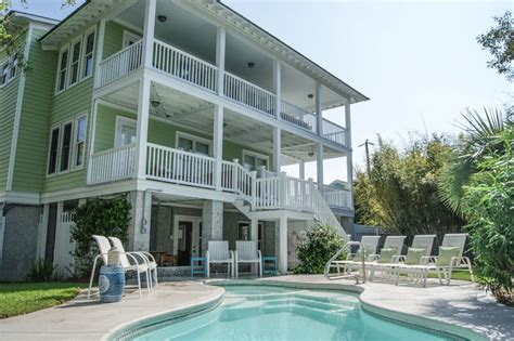 oceanfront cottage rentals 10 oceanfront cottages on tybee island that will stop you