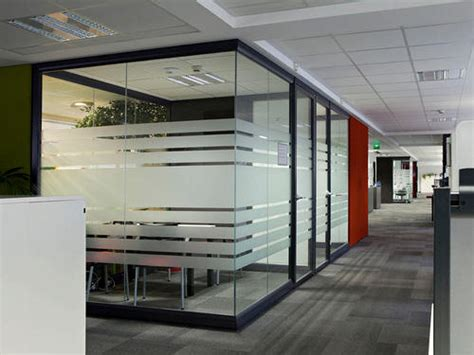modern office cabin partition  rs  square feet