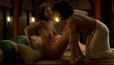 Indira Varma And Sarita Choudhury All Naked In Kama