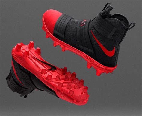 custom football cleats ideas  pinterest