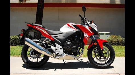 Honda Cb500f Modification by 2015 Honda Cb500f Abs