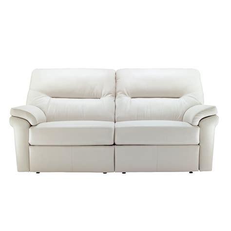 g plan washington leather 3 seater sofa - G Plan Leather Sofa