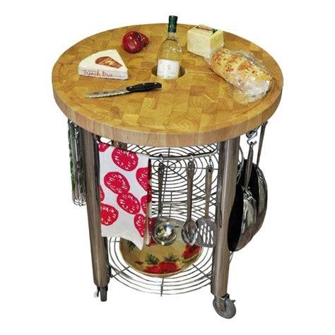 kitchen cart   butcher block cart