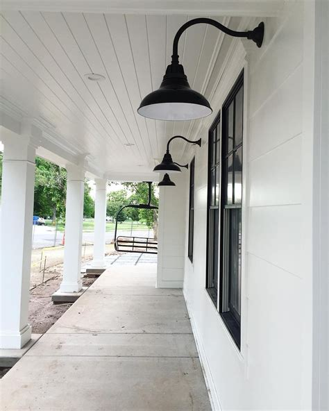 Farmhouse Exterior Lighting by Carson 12 Quot Wall Sconce In 2019 Porches Entries Porch