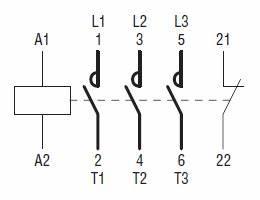 Wiring Diagrams For Contactors  Motor Starters  Relays   U0026 More
