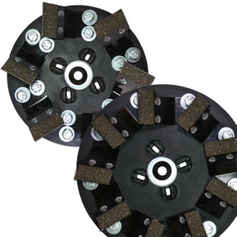 Concrete Diamond Floor Grinders & Replacement Parts