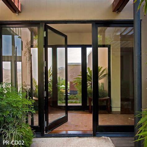 aluminum swing door casement door