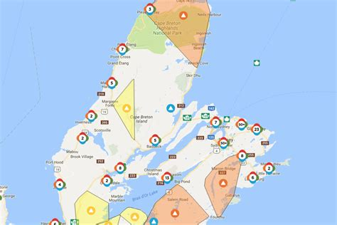 Bay Area Power Outage update    power  cape breton 800 x 535 · png