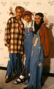 TLC Left Eye Outfits