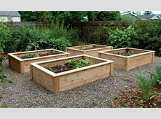Raised Beds Donation