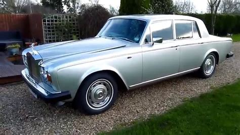 1980 Rolls Royce Silver Shadow by Review Of 1980 Rolls Royce Silver Shadow 2 For Sale