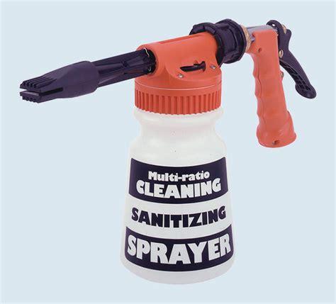 Hose End Sprayers  Foamaster Hose Sprayer Attachments