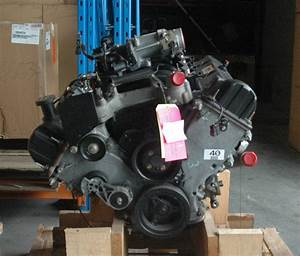 Brand New Ford 4 6l Sohc V8 Production Ready Ford Test Engine