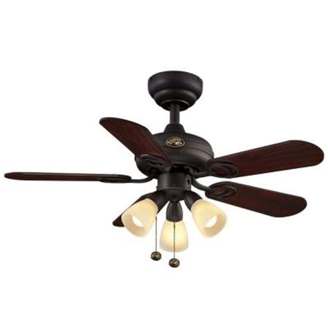 36 inch ceiling fans home hton bay san marino 36 in oil rubbed bronze ceiling