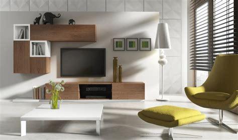 bureau contemporain bois meuble tv bas notte a mobilier pour salon design