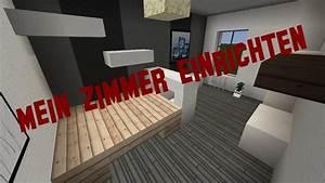D Sign Möbel : minecraft m bel einrichten mein zimmer infos youtube ~ Bigdaddyawards.com Haus und Dekorationen