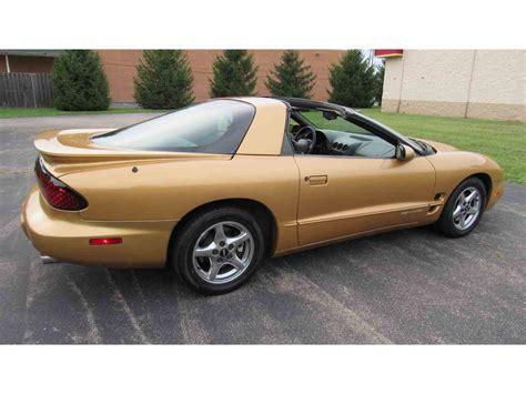 car owners manuals for sale 1998 pontiac firebird interior lighting 1998 pontiac firebird formula for sale classiccars com cc 1012937