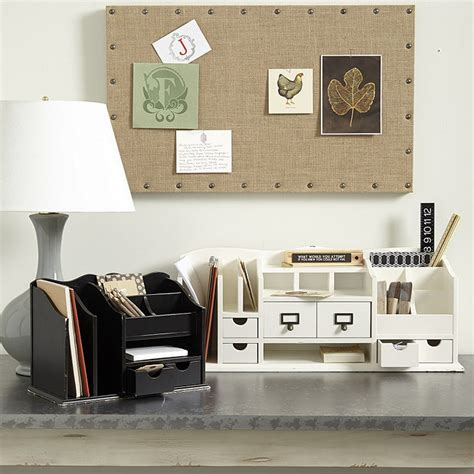 office desk organizer original home office desk organizers ballard designs
