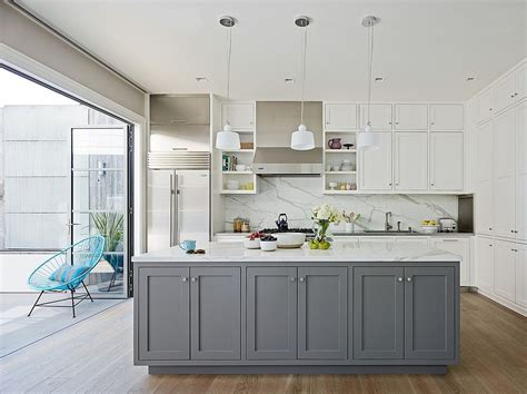 kitchen style and trendy 45 gray and white kitchen ideas