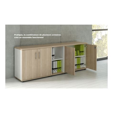 armoires bureau armoire basse bureau