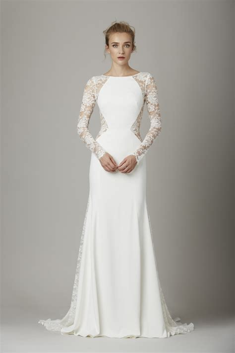 sleeve wedding dresses designer 30 of the most beautiful sleeve wedding dresses for