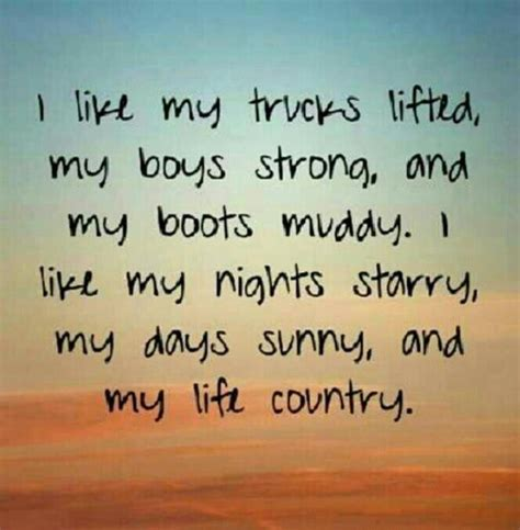country quotes living the country life quotes quotesgram