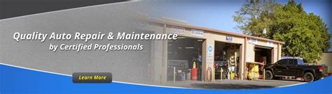 auto repair service waxahachie texas ase certified mechanics