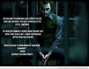 joker quotes from batman dark knight - Google Search ...