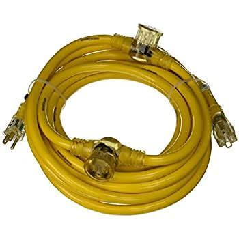 yellow jacket  woods stw adapter cord   outlet