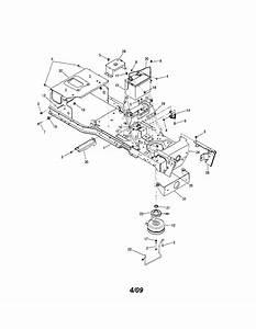 Craftsman Zero Turn Riding Mower Parts