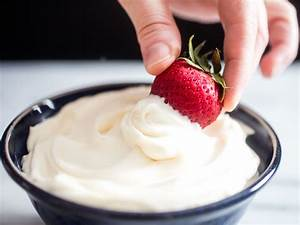 Homemade Cool Whip  How To Make The Best Freezer
