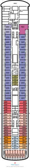 America Line Veendam Deck Plan veendam deck plans navigation deck what s on