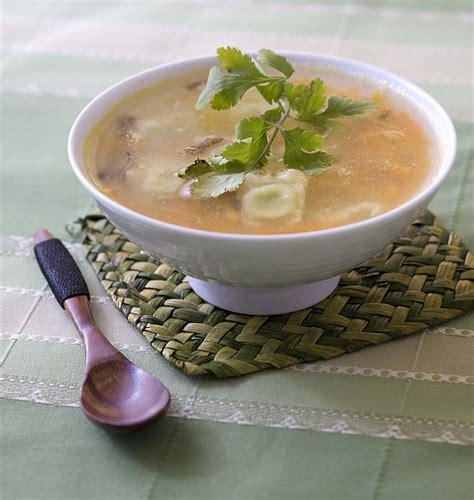 bouillon cuisine bouillon aux ravioles les meilleures recettes de cuisine