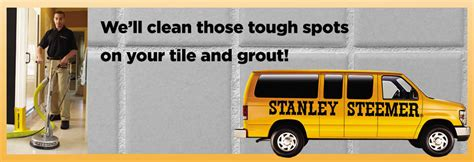 stanley steemer tile grout cleaning local coupons