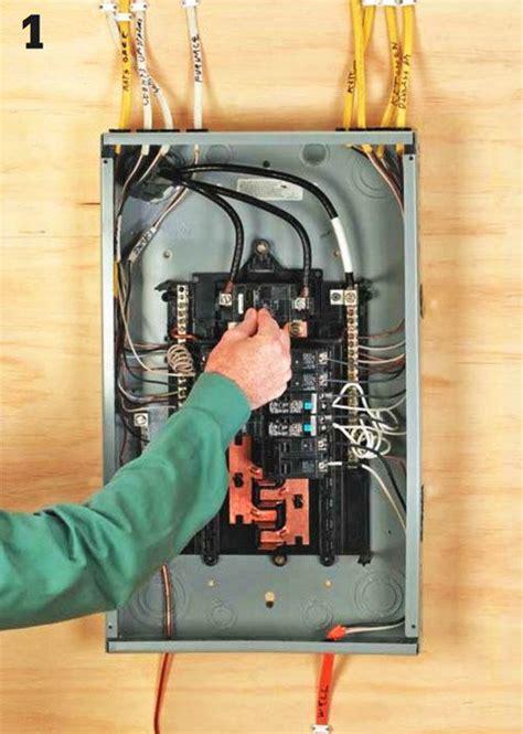 install  manual transfer switch   backup